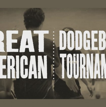 Great American Dodge Ball Tournament