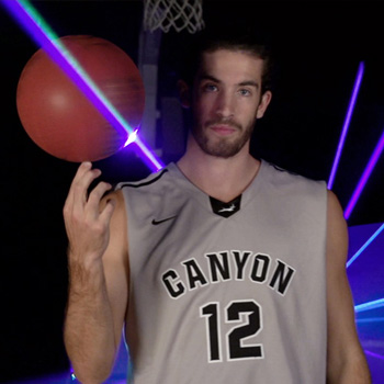 GCU Men's Basketball Team Intro