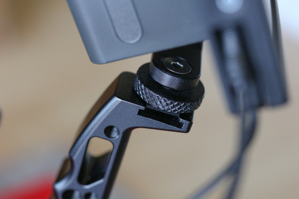AgimbalGear Handy Sling Grip shoe mount